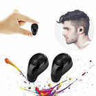 Wireless Stereo Bluetooth Headset True Twins Earbuds Earphone For iPhone Samsung