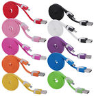 1M/2M/3M Micro USB Charger Charging Sync Data Cable For Samsung Galaxy S2 S3 S4