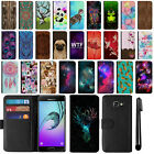 "For Samsung Galaxy A3 A310 4.7"" 2nd Gen 2016 Flip Leather POUCH Case Cover + Pen"