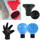 Women's Universal Hairdressing Salon Curly Hair Dryer Diffuser Blower Cover Tool