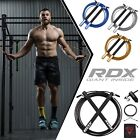 RDX Skipping Rope Fitness Exercise Adjustable Speed Jump Cable Crossfit Boxing