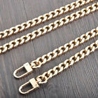 New Metal Purse Chain Strap Handle Shoulder Crossbody Bag Handbag Replacement