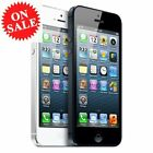 Apple iPhone 4S 5 16GB 32GB 64GB Factory Unlocked Smartphone Black/ White
