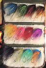Hoh Bo Spey Articulated shank Steelhead Salmon Fly Fishing Flies BC AK OR WA CA