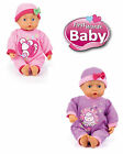 "#5022 Süße Baby Puppe ""first Words Baby"" mit Funktion ca. 28cm Bayer Design"