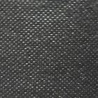 """36""""WIDE NON WOVEN SYNTHETIC POLYPROPYLENE DIPRYL BLACK SEATING UPHOLSTERY FABRIC"""