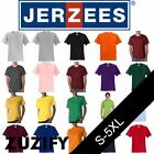 JERZEES HiDENSI-T Short-Sleeve T-Shirt With TearAway Label. 363M