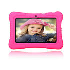"""7"""" Google Android 4.4 Quad Core 16GB Camera WIFI Tablet PC W/ CASE Kids Game"""