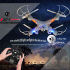 X5C-1 RC 6-Axis Gyro Quadcopter Flying Drone 2.0 HD Camera Remote Control LED