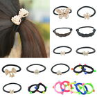 BD  Women Ladies Rubber Hair Band Ponytail Holder Rope Grace Fair Gift