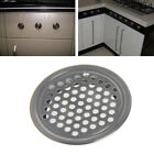 Stainless Steel Wardrobe Cabinet Mesh Hole Air Vent Louver Ventilation Cover