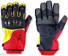 SEIZ X-RESCUE Safety Protective Gloves with Carbon Ankle Protectors