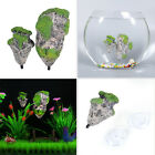 Aquarium Floating Moss Rocks Suspended Stones Fish Tank Underwater Ornament