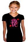 New Bling Bling It's My Birthday,Rhinestone T-Shirt w/Sequins dog Patch 10 12 14