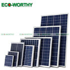 Mono Poly Solar Panel 160W 100W 90W 40W 25W 10W 5W Solar Modulr for Power Charge