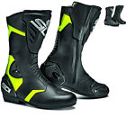 Sidi Black Rain Motorcycle Boots Armoured Touring Motorbike Waterproof All Sizes