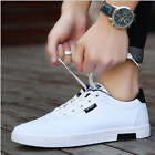 2017!New Men's Shoes Fashion Breathable Casual Canvas Sneakers running Shoes