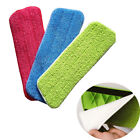Replacement Microfiber Pads Spray Water Spraying Dust Mop Floor Cleaning Useful