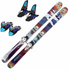 NORDICA NEMESIS +MARKER SQUIRE 11 Freeride-Allmountain Carver Ski Set (0A114800)