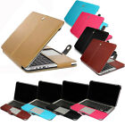 "Laptop PU Leather Case Cover for MacBook 12"" Air Pro 11"" 13"" 15"" -2016 Touch Bar"
