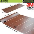 3M DI-NOC PRIMAVERA WOOD Grain Vinyl Wrap Sheet Film Decal Sticker Roll Adhesive