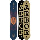 Arbor Sin Nombre Men's Snowboards All Mountain Freestyle Freeride Camber 2016
