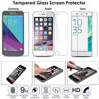 100% GENUINE SHOCKPROOF TEMPERED GLASS SCREEN PROTECTOR COVER FOR MOBILE PHONES