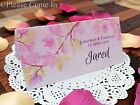 Personalised Love Story Under the Maple Tree Wedding Place Cards/Escort Cards