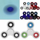 EDC Hand Tri Spinner Fidget Spinner For Autism ADHD Funny Relieve Toys DESK TOY