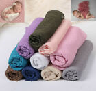 Infant Newborn Baby Girl Unisex Hollow Wrapped Blanket Swaddle Photography Prop