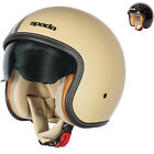 Spada Raze Sandanista Open Face Motorbike Helmet Bike Motorcycle Crash EC2205