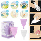 3 Colors Reusable Silicone Female Leakproof Menstrual Cup Menstruation Health $1.49 USD on eBay