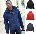 Regatta Mens Waterproof Windproof Hooded Jacket Coat with Hydrafort 5000 Outer