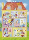 New It's A Girl's World Dolls, Teddies and Dressing Up Wall Mural