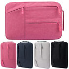 "11.6"" 12"" 13"" 14"" 15"" Nylon Laptop Sleeve Bag for Lenovo Dell HP Apple MacBook"