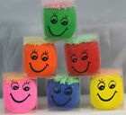 New Squeezy Moody Face Funny Stress Ball Stretchy Squishy Moulding Dough