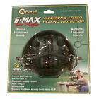CALDWELL E-MAX SLIMLINE ELECTRONIC EAR DEFENDERS HUNTING SHOOTING EAR PROTECTION