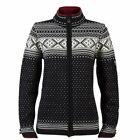 Dale of  Norway Valle black/off white norwegische Wolle Pullover Sweater Pulli