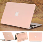"""Baby Pink/ Rose Quart Matte Case for MacBook Air 11.6"""" Pro 13"""" 15"""" -Release 2016"""