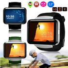 "2.2"" 4GB WIFI 3G Android Bluetooth Smart Watch Health Phone SIM GPS For Android"