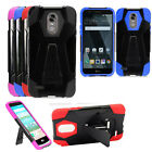 Phone Case For LG Stylo 3 / LG Stylo3 / LG Stylo 3 Plus Rugged Cover Wide Stand