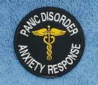 PANIC DISORDER ANXIETY RESPONSE SERVICE DOG PATCH 3 in Danny & LuAnns Embroidery