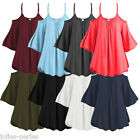 New Womens Summer Off The Shoulder Short Sleeve T-Shirt Casual Tops Blouse Tee