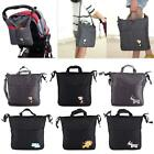 Baby Cart Tray Stroller Hanging Buggy Bags Cupholder Pram Storage Bag New LA
