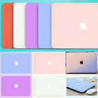 "Rubberized Ultra-Slim Matte Case for MacBook Air Pro 11""13"" 15""-Released 2016"