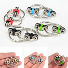 Toys Decompression Chain Key Ring Hand Spinner Key Chain Buckle Fingertip