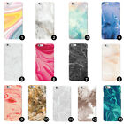 Marble Granite Art Hard Case Glossy Cover For Iphone 7 6 6s Plus Phone Case