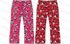 Girls Disney Character Lounge Pants Pyjama Bottoms Childrens Cotton Pyjamas Pjs