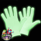 GLOW IN THE DARK GLOVES  IN WHOLESALE LOTS OF 1, 3, 10, 25