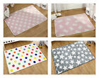 Girls and Boys Decorative Bedroom Rugs and Playmats from £4.95